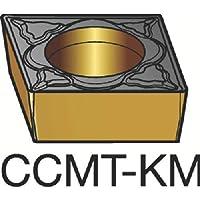 サンドビック コロターン107 旋削用ポジ・チップ 3210 CCMT120404KM