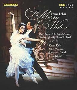 Lehar:The Merry Widow [The National Ballet of Canada; The National Ballet of Canada Orchestra,Ermanno Flori] [ARTHAUS: Blu-ray]