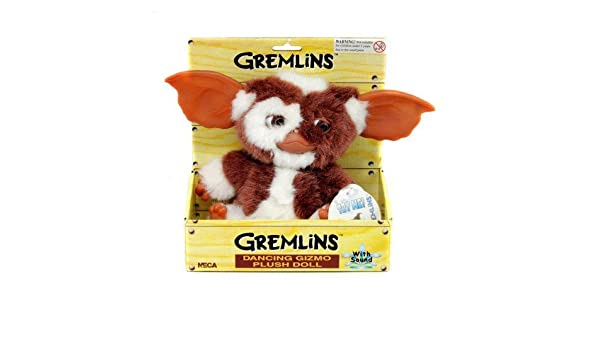 Gremlins Dancing Gizmo Plush Doll by NECA Size: Approx. 8 in height