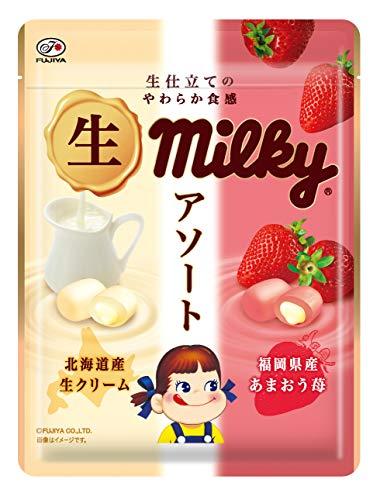 生ミルキーアソート ミルク&苺 6袋