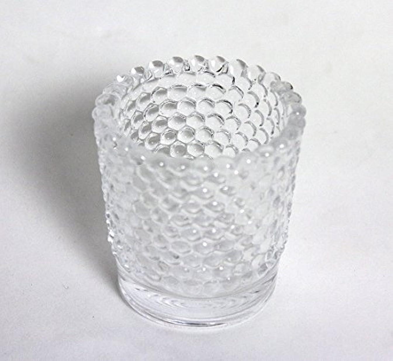 飲料飢えた飼料カメヤマキャンドル( kameyama candle ) ホビネルグラス 「 クリスタル 」