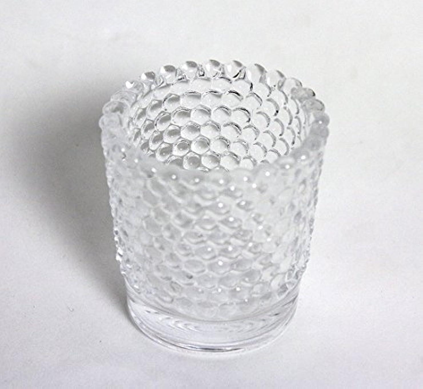 混沌昆虫スナックカメヤマキャンドル( kameyama candle ) ホビネルグラス 「 クリスタル 」