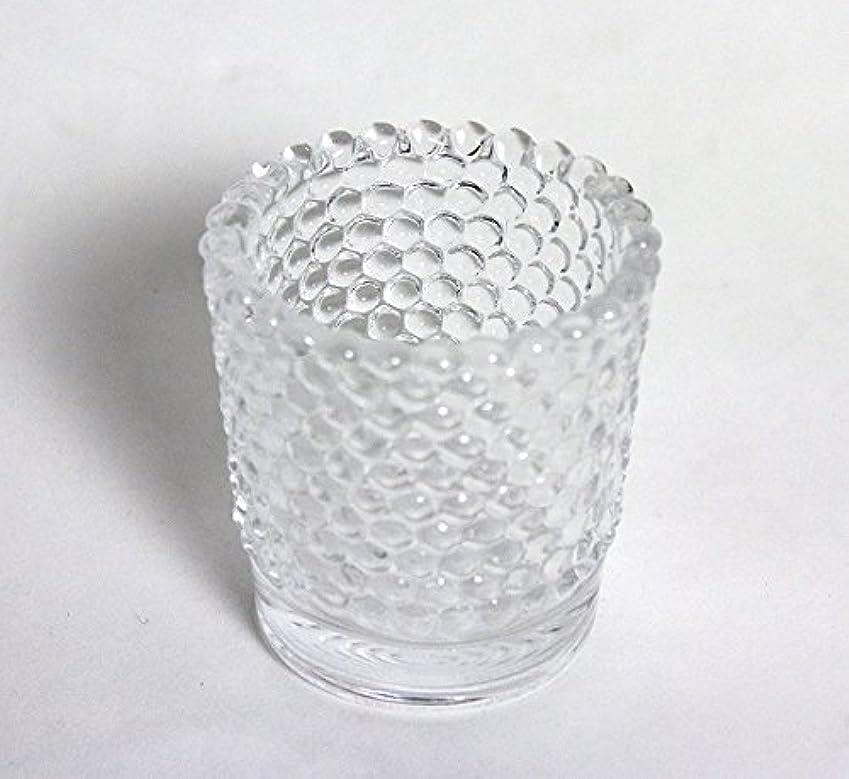 取るに足らないハム再開カメヤマキャンドル( kameyama candle ) ホビネルグラス 「 クリスタル 」