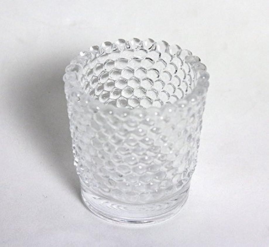 震えるパラナ川夫婦カメヤマキャンドル( kameyama candle ) ホビネルグラス 「 クリスタル 」