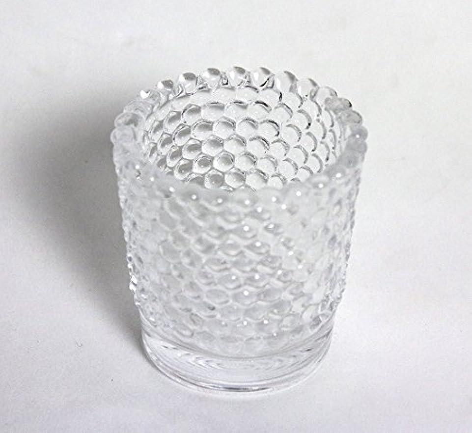スリチンモイ破滅どれカメヤマキャンドル( kameyama candle ) ホビネルグラス 「 クリスタル 」