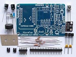 ESP8266-IoT-BASE 拡張ボードキット