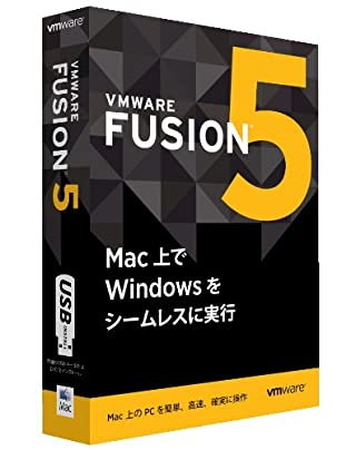 VMware Fusion 5