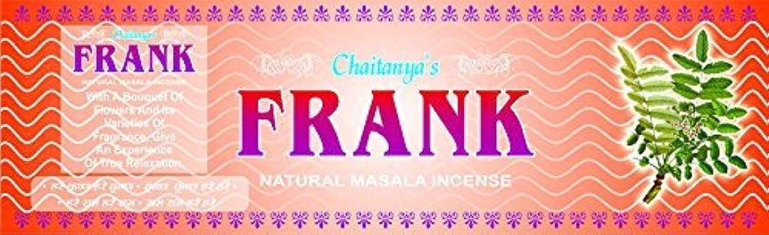 法廷ニンニク可動式Frankincense Incense (100 Gram Pack)