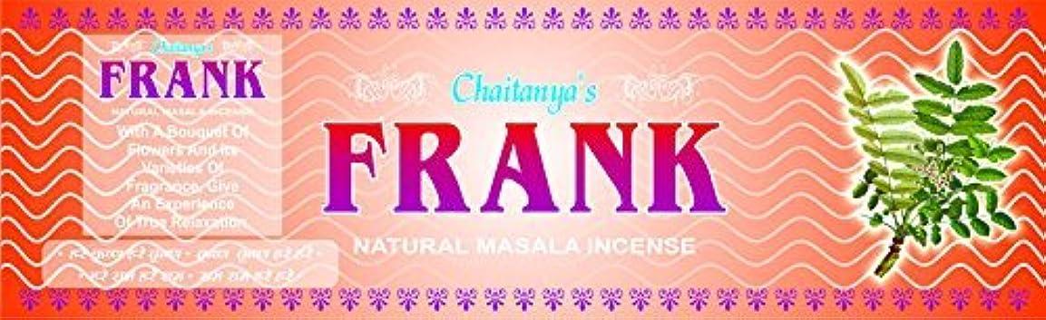ファブリック煙突とげのあるFrankincense Incense (100 Gram Pack)