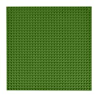 Banbao基本ベースプレートブロックビルディングキット、スモール、グリーン