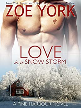 Love in a Snow Storm (Pine Harbour Book 2) by [York, Zoe]