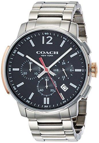 [コーチ]COACH 腕時計 ブリーカークロノ 14602009 メンズ 【並行輸入品】