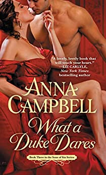 What a Duke Dares (Sons of Sin Book 3) by [Campbell, Anna]
