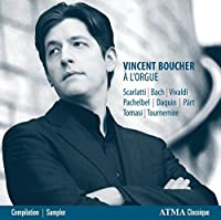 Vincent Boucher - ? l'orgue by Vincent Boucher (2015-05-03)