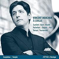 Vincent Boucher - ? l'orgue by Vincent Boucher (2015-05-03)