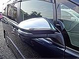 トヨタ エスクァイア ハイブリッド ESQUIRE 80 85系 クローム メッキ ドア ミラー カバー