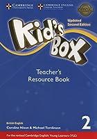 Kid's Box Level 2 Teacher's Resource Book with Online Audio British English (Kids Box)