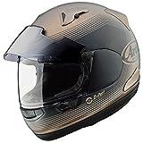 アライ (ARAI) フルフェイス ヘルメット アストラル-X シェードサンド 61-62cm (ピンロックシート120(クリア)付き) ASTRALX-SHADE-SAND61