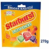Starburst Fruity Chews (270g) スターバーストフルーティーチューズ( 270グラム)