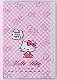 デルフィーノ 2016年手帳 HELLO KITTY チェック 【2015年12月始まり】 ピンク A6サイズ SA-35309