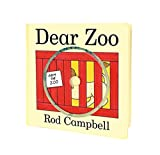 Dear Zoo Book and CD (Book & CD)