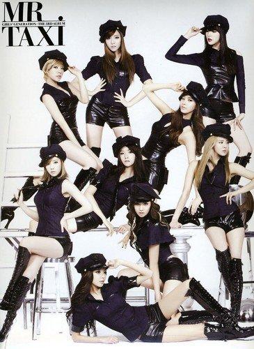 MR.TAXI(少女時代)の歌詞&PVを解説!振り付けはダンス編で確認を♪韓国語盤の収録情報アリの画像