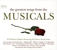 The Greatest Songs From The Musicals by Various Artists (2003-03-25)