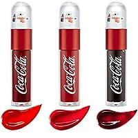 コカ・コーラ×THE FACE SHOP ベアーティント ~ コカ・コーラ公式グッズ RD02 COKE RED