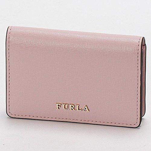 フルラ(FURLA) バビロン S ビジネスカードケース【ピンク系その他/**】