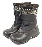 [アルバートル] ALBATRE ユニセックス EVA ブーツ (27.5cm, NTブラウン)