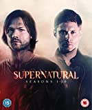 Supernatural - Season 1-10 [DVD] [Import]