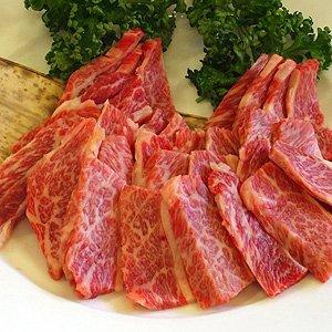 カルビ 国産F1牛カルビ 焼肉用カルビ厚切りカット(焼肉 焼き肉 バーベキュ-300g)