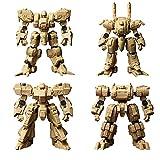 フロントミッション ストラクチャーアーツ 1/72 スケール プラスティック モデルキット シリーズ Vol.1 BOX商品 1BOX=4個入り 全4種