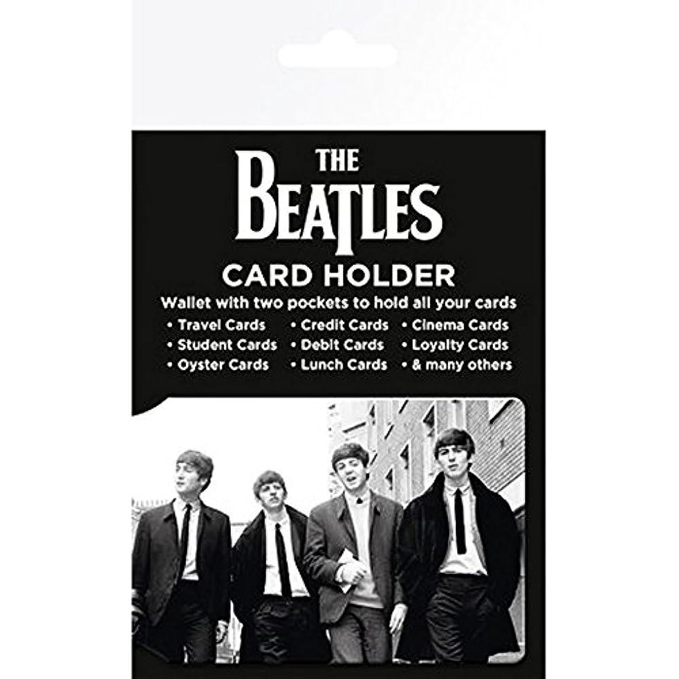 造船すごい数学者(ザ?ビートルズ) The Beatles オフィシャル商品 カードケース パスケース