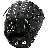 asics(アシックス)  野球 硬式 グローブ ゴールドステージ 投手 BGH5LP ブラック LH (右投げ用) メンズ