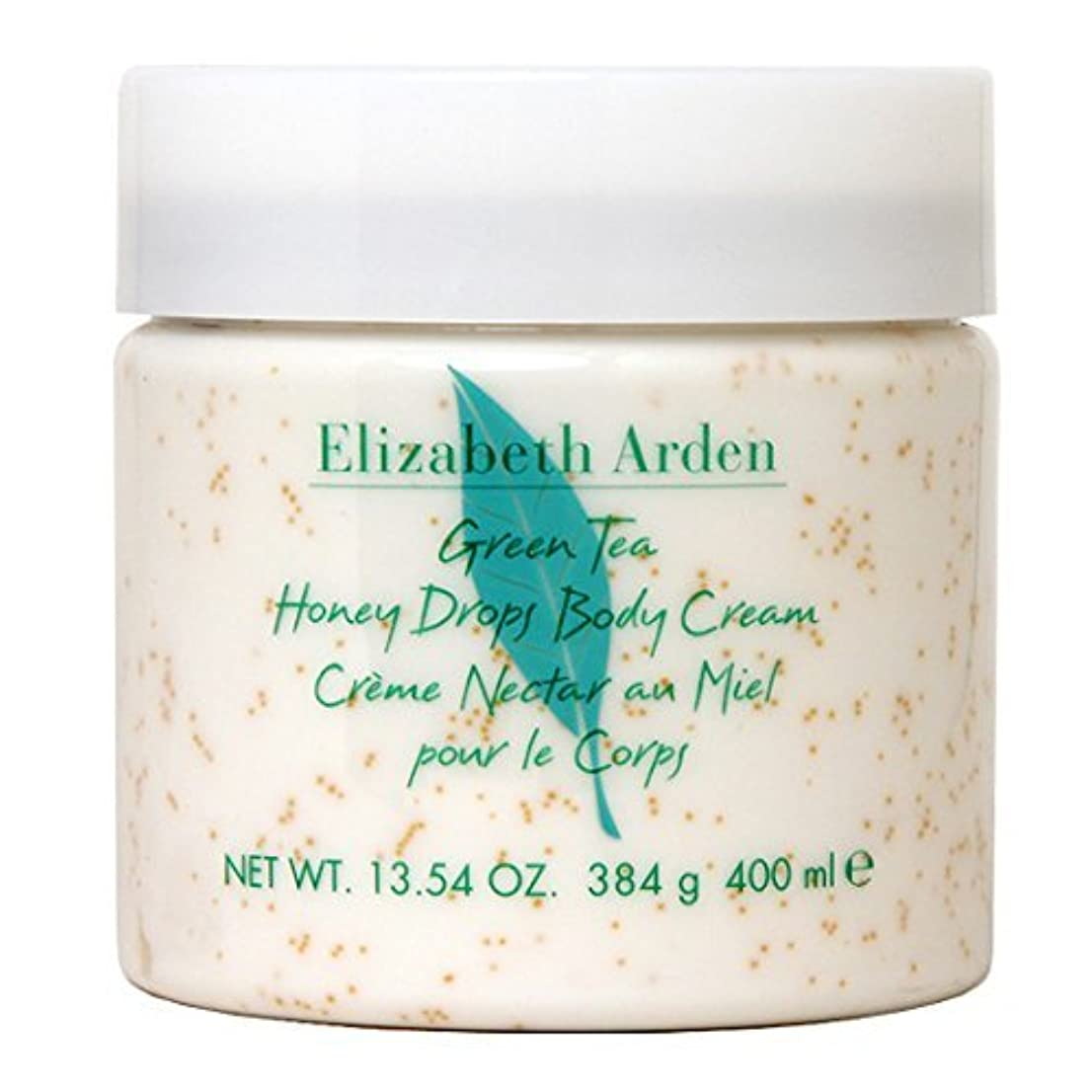 質素な結び目相互エリザベスアーデン ELIZABETH ARDEN グリーンティー ハニードロップクリーム500ml