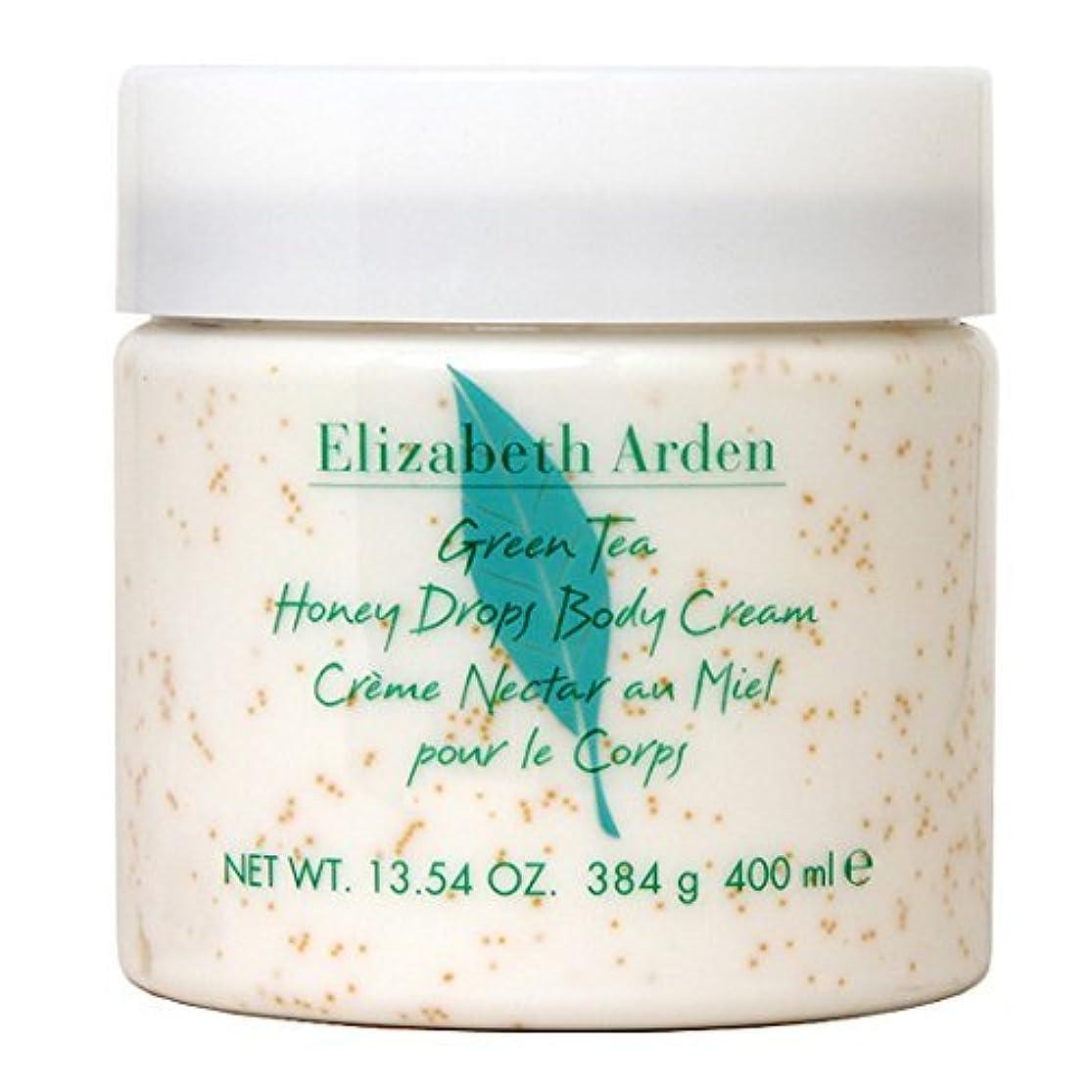 広範囲に解き明かす基準エリザベスアーデン ELIZABETH ARDEN グリーンティー ハニードロップクリーム500ml