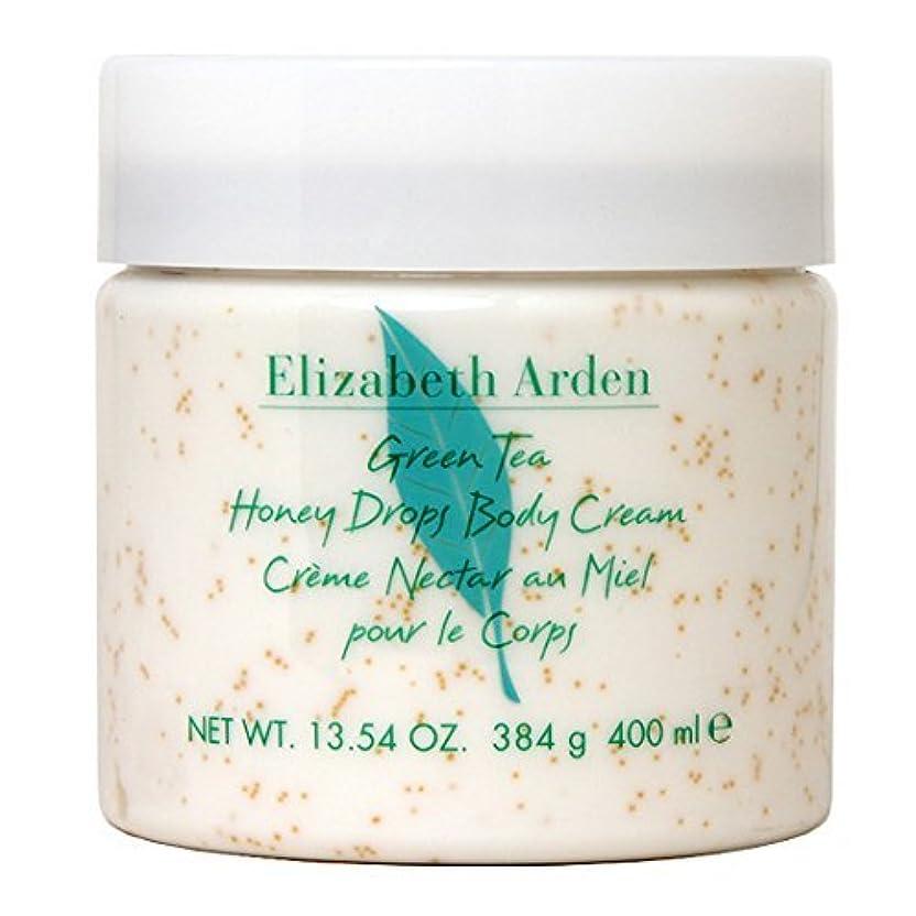 終わらせる増強する有害なエリザベスアーデン ELIZABETH ARDEN グリーンティー ハニードロップクリーム500ml