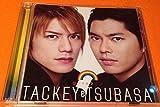 タッキー&翼 CD/dvd 初回限定B 愛はタカラモノ ! Tackey&Tsubasa