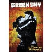 ROCK『GreenDay/グリーンデイ(21世紀のブレイクダウン)《GBM-041)』ロックポスター☆POSTER通販☆