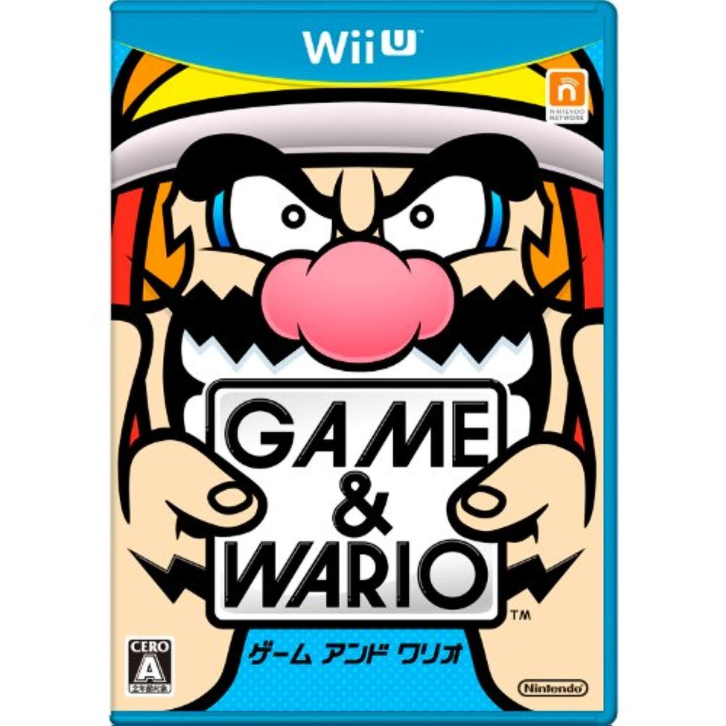 故意のはねかけるスピーチゲーム&ワリオ - Wii U