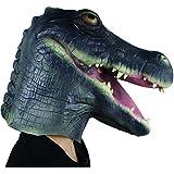 Waylike Halloween Costume Party Animal Mask Crocodile Mask