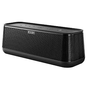 Anker SoundCore Pro+ (25W Bluetooth4.2 プレミアムBluetoothスピーカー) 【独自低音技術&高解像度サウンド / IPX4防水規格 / モバイルバッテリー機能搭載】