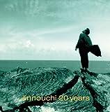 Jinnouchi~20years~(DVD付) 画像