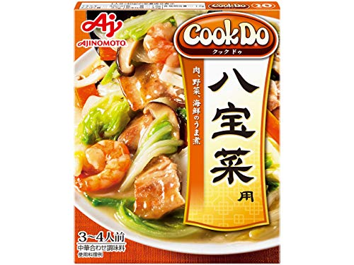 クックドゥ 八宝菜用 140g 10個セット