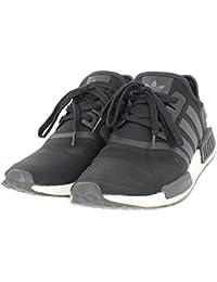 (アディダス)adidas 【BA7251 NMD_R1 TR】スニーカー(28cm/ブラック×ホワイト) 中古