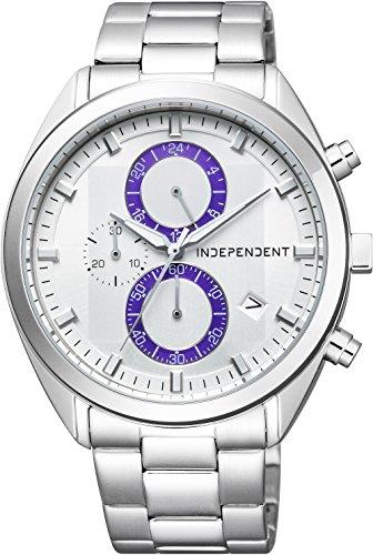 [シチズン]CITIZEN 腕時計 INDEPENDENT インディペンデント クロノグラフ BR2-311-11 メンズの詳細を見る