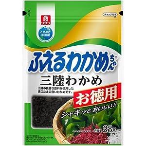リケン ふえるわかめちゃん三陸お徳用 28g