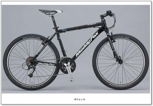 アラヤ(ARAYA) MUDDYFO EXPERT MTB【2013年モデル】 400mm Black