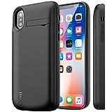 Best iPhone 4のバッテリーケース - バッテリー ケースiPhone X 用Cofuture 5000mAh 拡張 保護 バッテリー Review